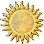 Cool yinyan sun